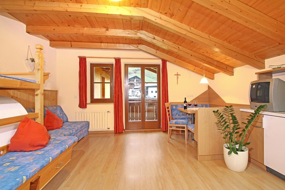 Lovingly renovated holiday apartments at the farm Obermairhof