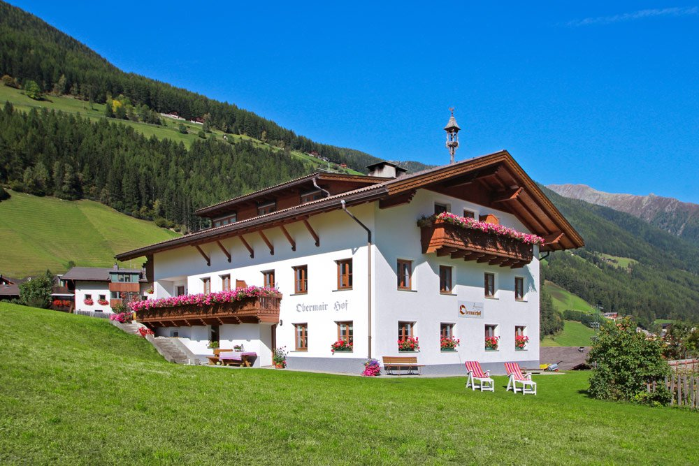 Homely farm holidays in Valle Aurina, your home in the mountains