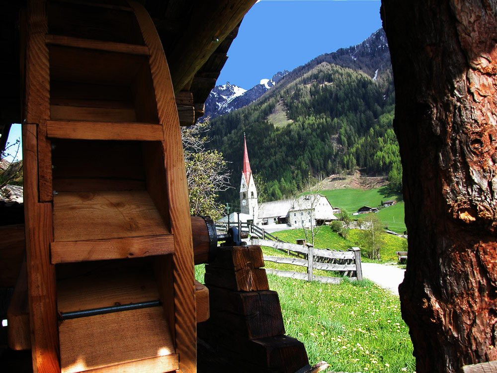 Easy tours for your hiking holiday in Valle Aurina